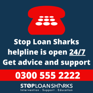 Stop loan sharks hotline